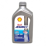 Shell Advance Ultra 4T 15W-50, 1L (sk118045 )