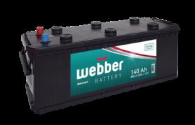 WEBBER 12V/140Ah (úzka) (WA1401)
