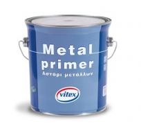 Vitex Metal primer PROFI  - základná farba na kov šedá 2,5l (VX_0681)