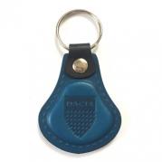 Kožená kľúčenka Dacia modrá (AUTO123-925-398)