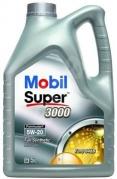 MOBIL SUPER 3000 Formula V 5W-30 60L (151215)