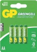 Batéria GP 15 AU R06 BL 1,5V  (tužka, AA) 4ks v balení (B1921)