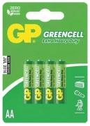 Batéria GP 15G R06 BL 1,5V (tužka, AA) 4ks v balení (B1221)