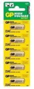 Batéria GP 23AE 12V 55MAH  (5ks v balení) (B1300)