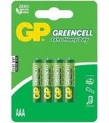 Batéria GP 24G R03 BL 1,5V (mikrotužka, AAA)  4ks v balení (B1211)