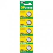 Batéria GP CR2016 3V 80MAH (5ks v balení) (B1516)