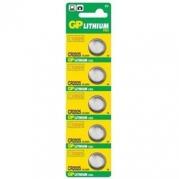Batéria GP CR2025 3V 150MAH (5ks v balení) (B1525)