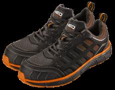 44a7d52d66cf5 (NEO) Bezpečnostná obuv s1, oceľová špička, veľkosť 39