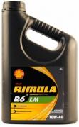 Shell Rimula R6 LM 10W-40, 5L (000591)