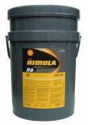 Shell Rimula R6 M 10W-40, 20L (000600)