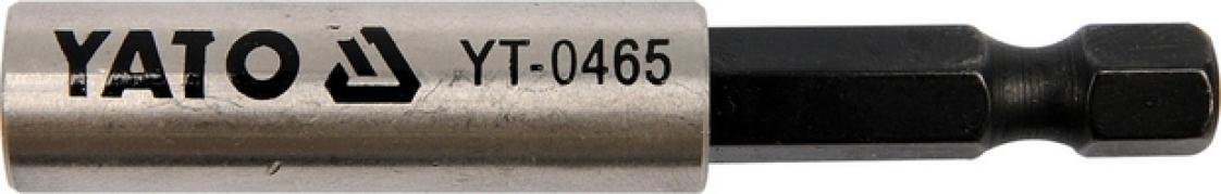 "Držiak na vŕtačku 1/4"" 60 mm (YT-0465)"