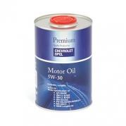 FANFARO for OPEL GM 5W-30-1L V PLECHOVOM OBALE (OPELGM5W/30-1L)
