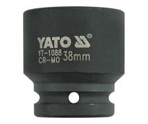 """Nadstavec 3/4"""" rázový šesťhranný 38 mm CrMo (YT-1088)"""