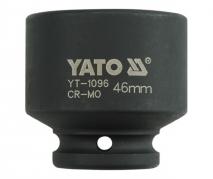 """Nadstavec 3/4"""" rázový šesťhranný 46 mm CrMo (YT-1096)"""