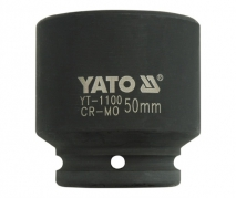 """Nadstavec 3/4"""" rázový šesťhranný 50 mm CrMo (YT-1100)"""