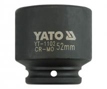 """Nadstavec 3/4"""" rázový šesťhranný 52 mm CrMo (YT-1102)"""