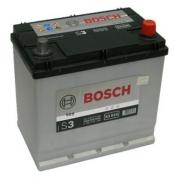 Autobatéria BOSCH S3 0092S30160, 45Ah, 12V, 300A (0092S30160)