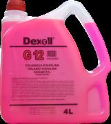 DEXOLL Antifreeze G12  4L (DEXG124L)