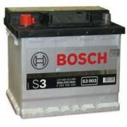 Autobatéria BOSCH S3 0092S30030, 45Ah, 12V, 400A (0092S30030)