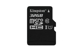 Kingston MicroSDHC 32GB Class 10 (KINGSTON32)