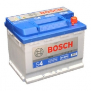 Autobatéria BOSCH S4 0092S40050, 60Ah, 12V, 540A (+ pól je napravo) (0092S40050)