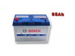 Autobatéria BOSCH S4 0092S40290, 95Ah, 12V, 830A (0092S40290)
