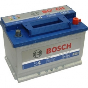 Autobatéria BOSCH S4 0092S40080, 74Ah, 12V, 680A (0092S40080)