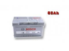 Autobateria BOSCH S5 0092S50100, 85Ah, 12V (0092S50100)
