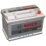 Autobatéria BOSCH S5 0092S50070, 74Ah, 12V, 750A (0092S50070)