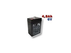 Staničná (záložná) batéria Goowei OT4,5-6, 4,5Ah, 6V (E5196)