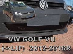 Zimná clona VW GOLF VII 2012-2016 Dolná (04086)
