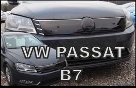 Zimná clona VW PASSAT B7 2010-2014 Horná (04079)