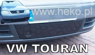 Zimná clona VW TOURAN 2003r.->2006r. Dolná (04056)