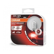 OSRAM H7 Night Breaker Silver +100% 12V Box 2ks (64210)