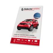 SelectaMark VKIT Leptacia sada na označovanie skiel vozidla (TSS-SelectaMark VKIT)