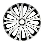 Puklice Avera Black and Silver 16 (AM-16937)