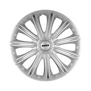 Puklice Nero Silver 15 (AM-15104)