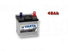 Autobatéria VARTA BLACK Dynamic 45Ah, 12V, 545412040 (545412040)
