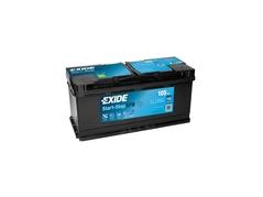 Autobatéria EXIDE Start-Stop EFB 105Ah, 950A, 12V, EL1050 (EL1050)