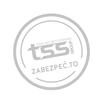 Interiérové výstražné LED svetlo, 8LED, 12-24V, oranžové 911H2C4-A (TSS-911H2C4-A)