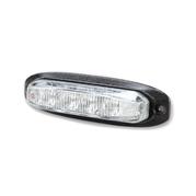 Pozičné výstražné LED svetlo, 12-24V, R65, oranžové 911X6-A (TSS-911X6-A)