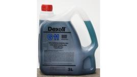 DEXOLL Antifreeze G11 3L (DEXG11M3L)