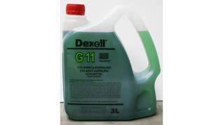 DEXOLL Antifreeze G11 3L (DEXG11Z3L)