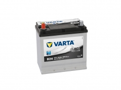 Autobatéria VARTA BLACK Dynamic 45Ah, 12V, 545079030 (545079030)