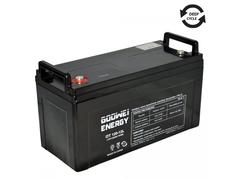Trakčná batéria Goowei AGM OTL120-12, 120Ah, 12V (E6933)
