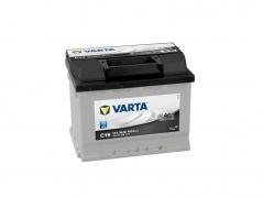 Autobatéria VARTA BLACK Dynamic 56Ah, 12V, 556401048 (556401048)