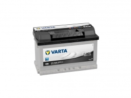 Autobatéria VARTA BLACK Dynamic 70Ah, 12V, 570144064 (570144064)