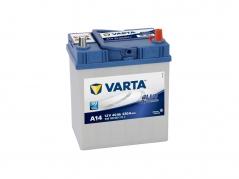 Autobatéria VARTA BLUE Dynamic 40Ah, 12V, 540126033 (540126033)