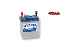 Autobatéria VARTA BLUE Dynamic 40Ah, 12V, 540127033 (540127033)