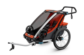 Thule Chariot Cross 1 Orange  (AH-4491)